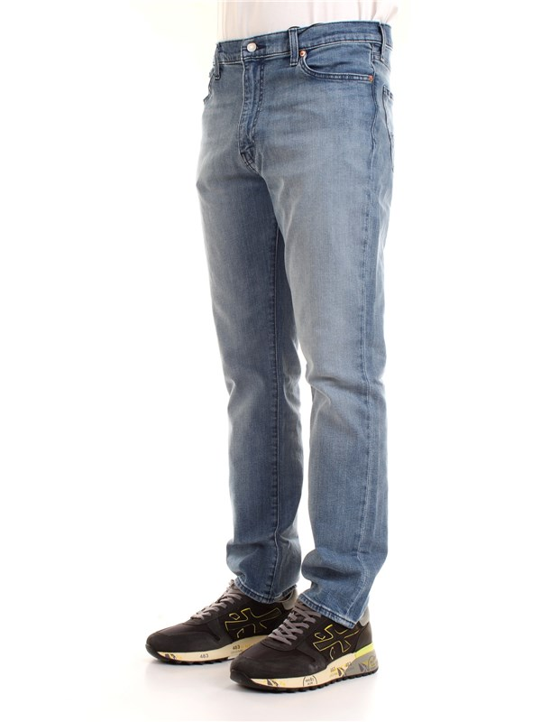 LEVI'S 04511 Light blue Clothing Man Jeans