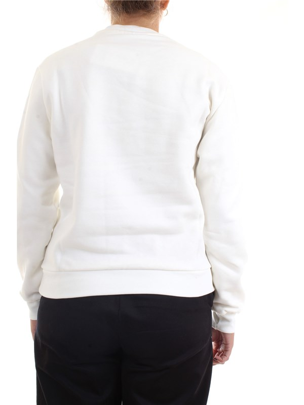 GAELLE PARIS GBD8170 White Clothing Woman Sweater