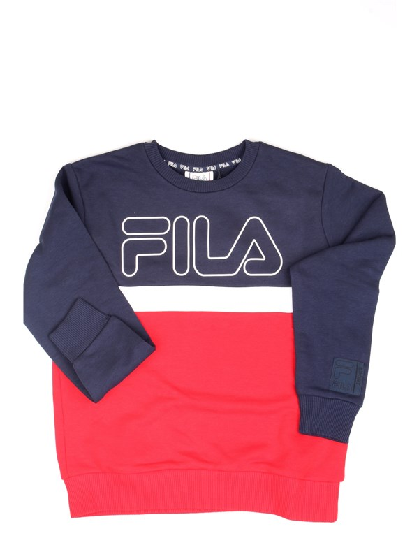FILA 688142 Red Clothing Child Sweater
