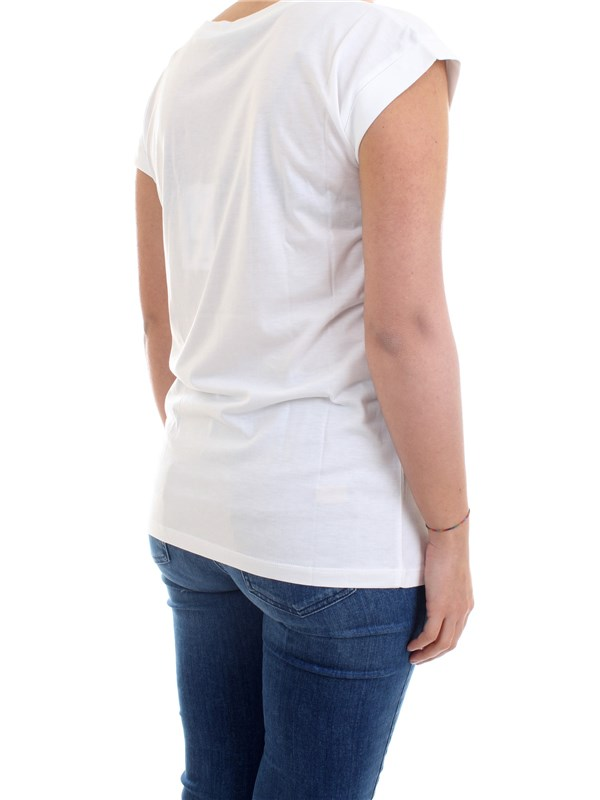 NENETTE - TOUS LES JOURS 31TJ-DEK White Clothing Woman T-Shirt/Polo