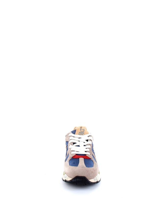 PREMIATA MASE 5169 Blue Shoes Man Sneakers