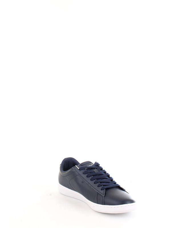 Lacoste 7-33SPM1002 Blue Shoes Man Sneakers