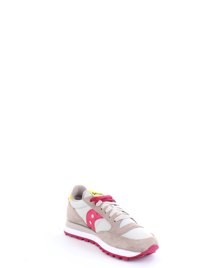 Saucony S1044 Beige Shoes Woman Sneakers
