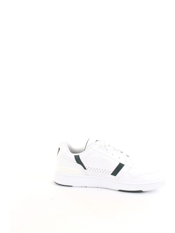 Lacoste 7-41SMA0023 White Shoes Man Sneakers