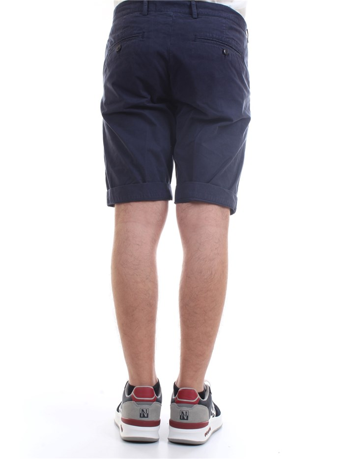 40 Weft SERGENTBE 6011 Blue Clothing Man Shorts