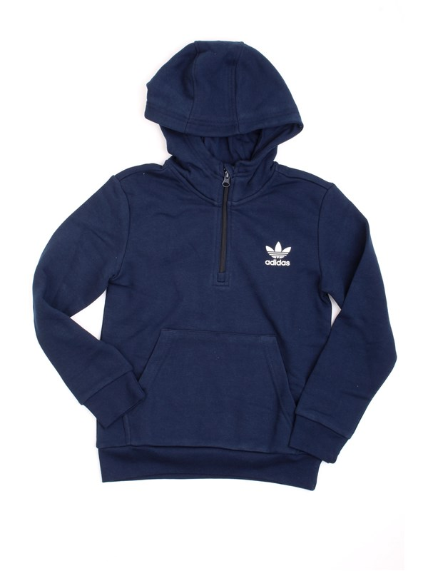 ADIDAS DH2701 Blue Clothing Child Sweater