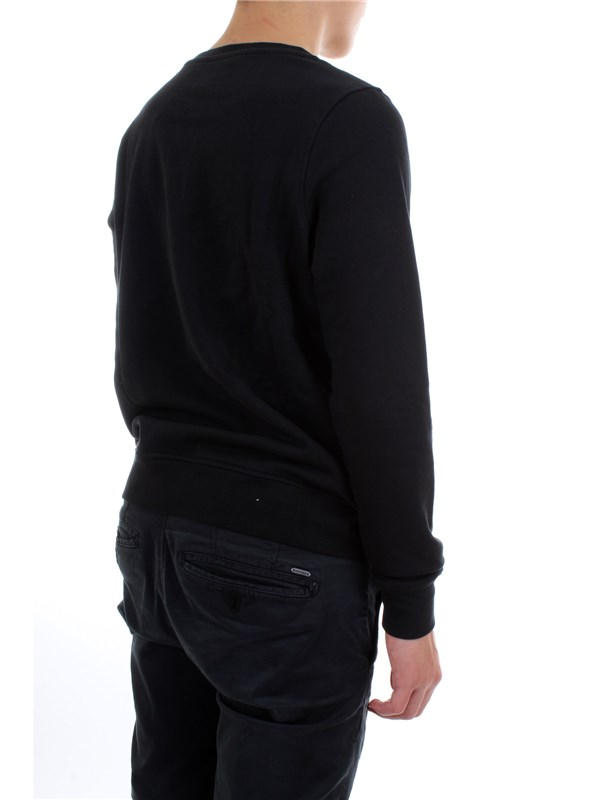 KAPPA 3032BZ0 Black Clothing Unisex Sweater
