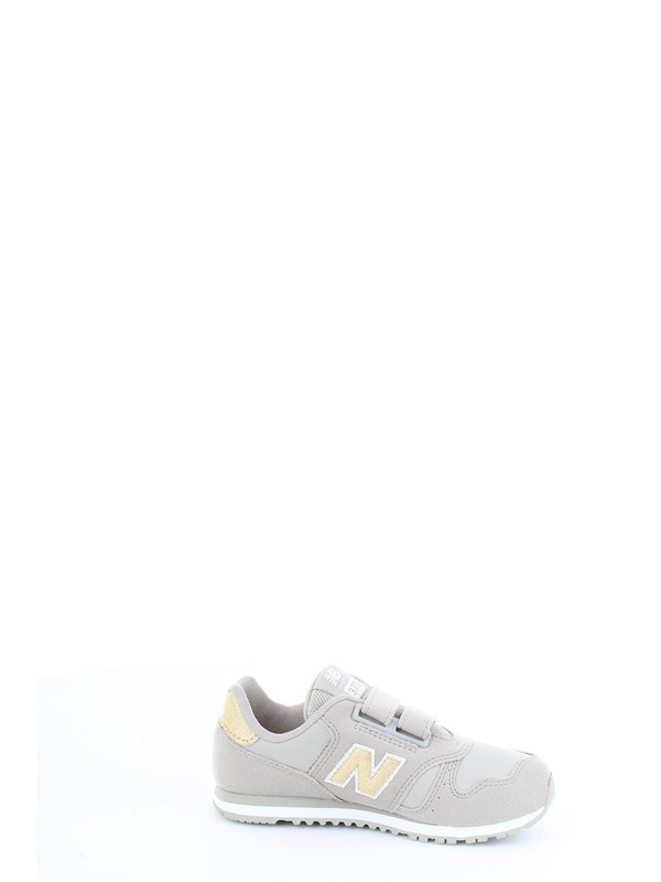 NEW BALANCE KV373GUY Grey Shoes Child Sneakers