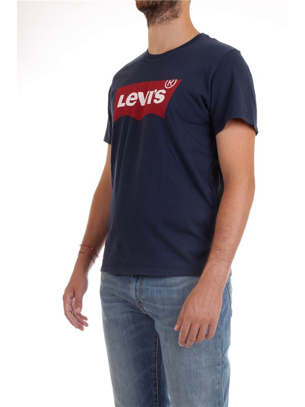 LEVI'S 17783 Blue Clothing Man T-Shirt/Polo