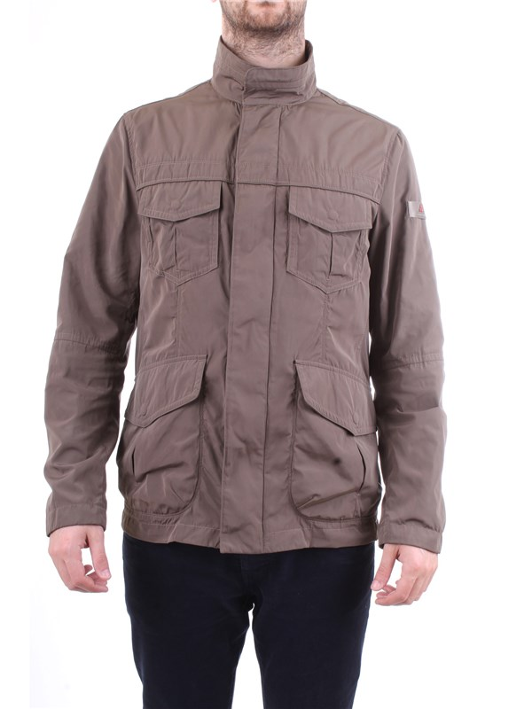 PEUTEREY PEU2806 Tortora Clothing Man Jacket