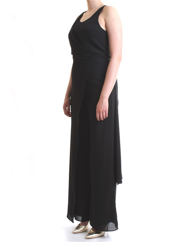 PATRIZIA PEPE 2P1157 AD08 Black Clothing Woman Dress